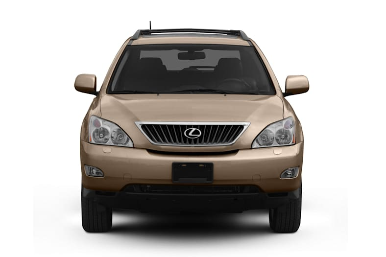 2009 Lexus RX 350 Exterior Photo