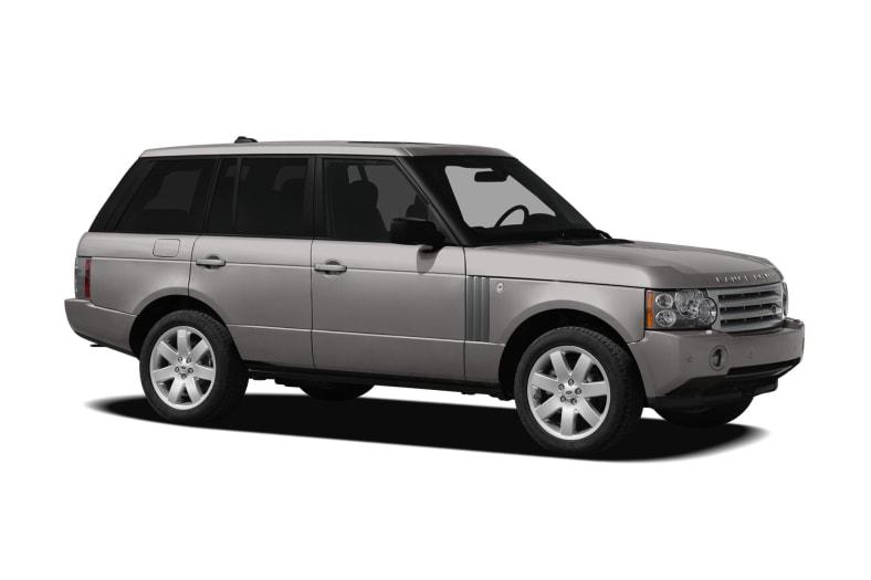 2009 Land Rover Range Rover Exterior Photo