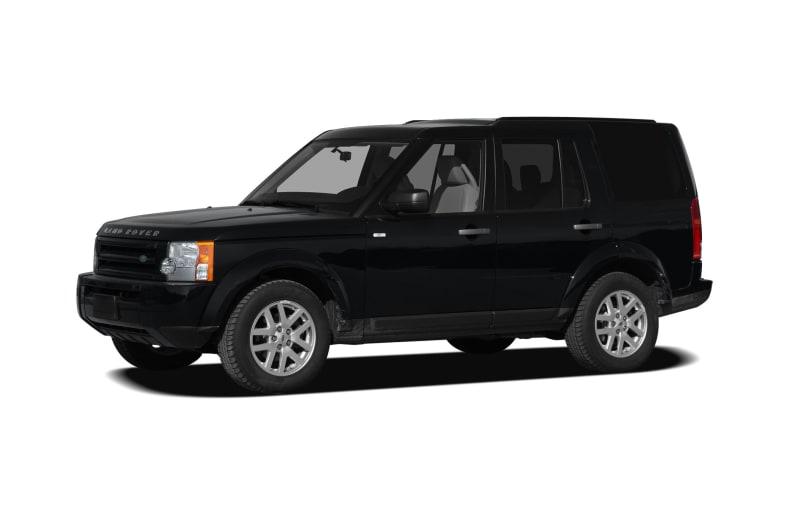 2009 Land Rover LR3 Exterior Photo