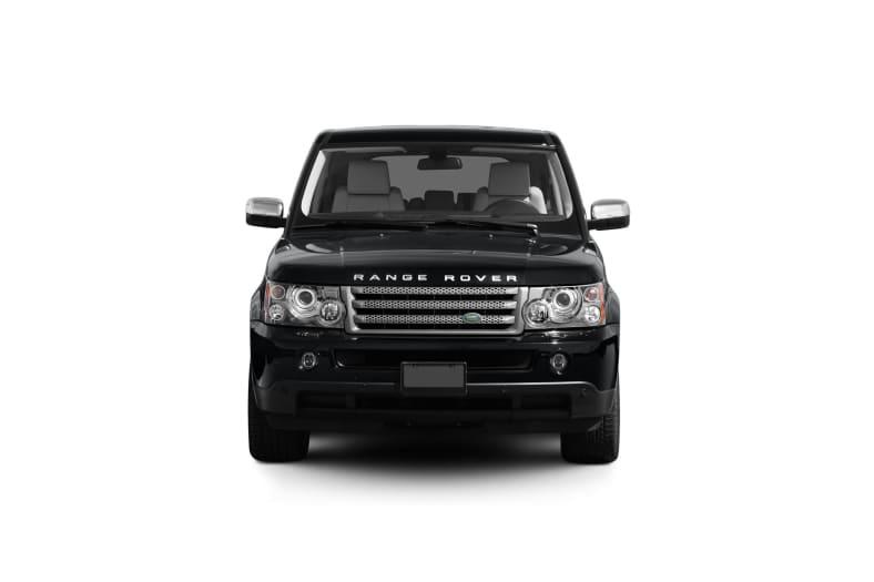2009 Land Rover Range Rover Sport Exterior Photo