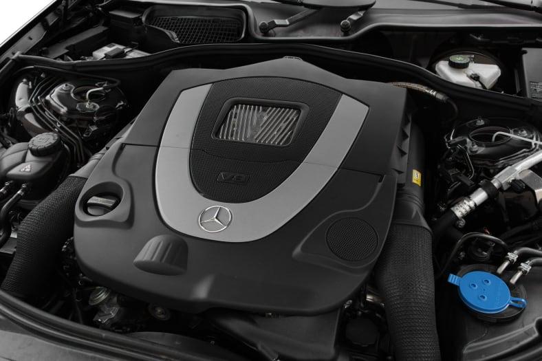 2009 Mercedes-Benz S-Class Exterior Photo