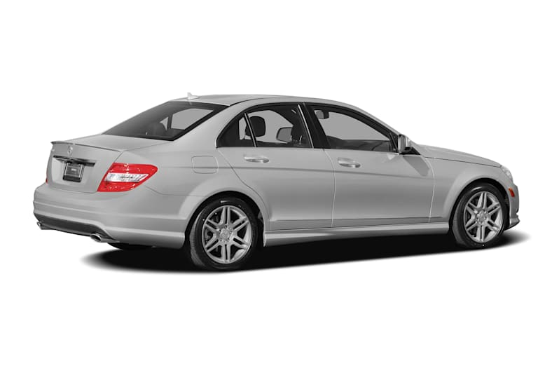 2009 mercedes benz c class sport c 350 4dr rear wheel. Black Bedroom Furniture Sets. Home Design Ideas