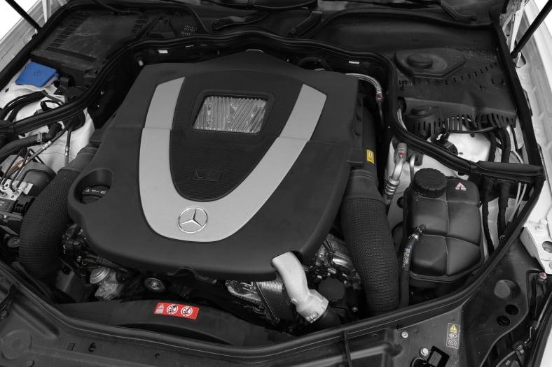 2009 Mercedes-Benz CLS-Class Exterior Photo