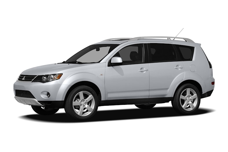 2009 Mitsubishi Outlander Pictures