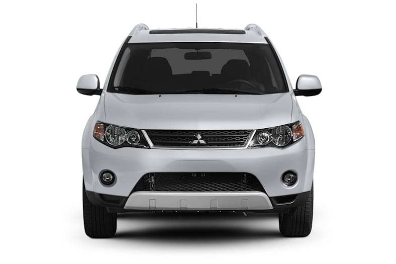 2009 Mitsubishi Outlander Exterior Photo