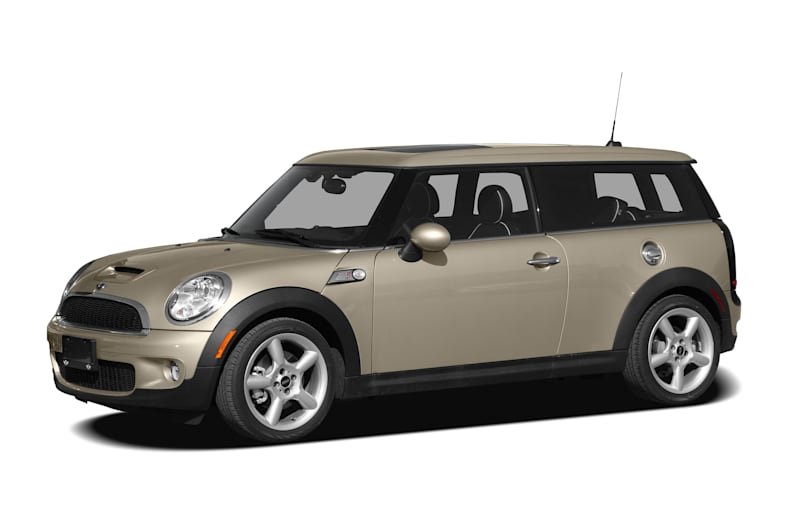2009 mini cooper s clubman information. Black Bedroom Furniture Sets. Home Design Ideas