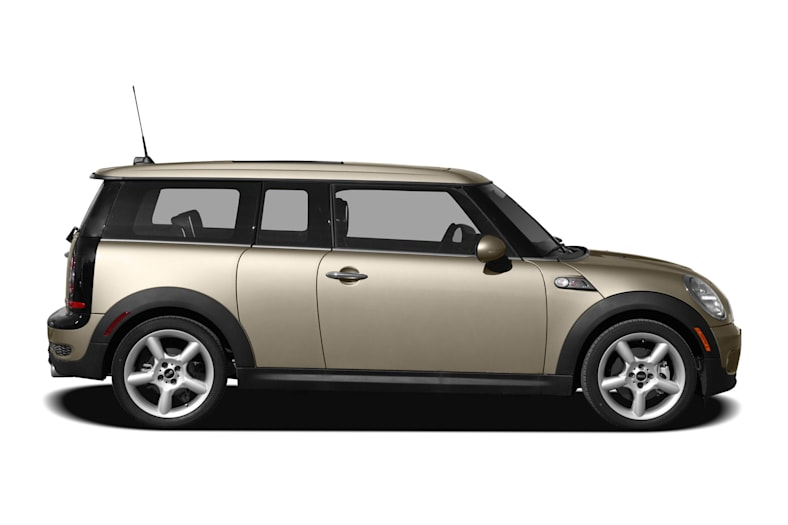 2009 mini cooper s clubman pictures. Black Bedroom Furniture Sets. Home Design Ideas