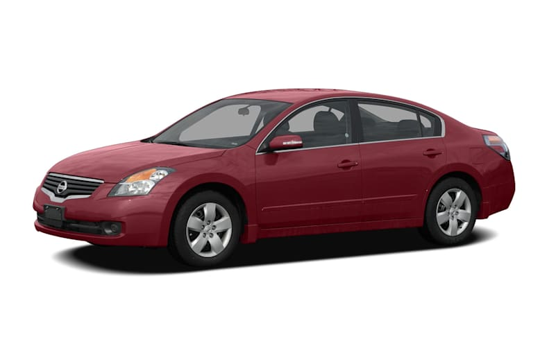 2009 Nissan Altima Information