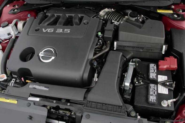2009 Nissan Altima Exterior Photo