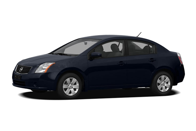 2009 nissan sentra 2.0 4dr sedan pricing and options