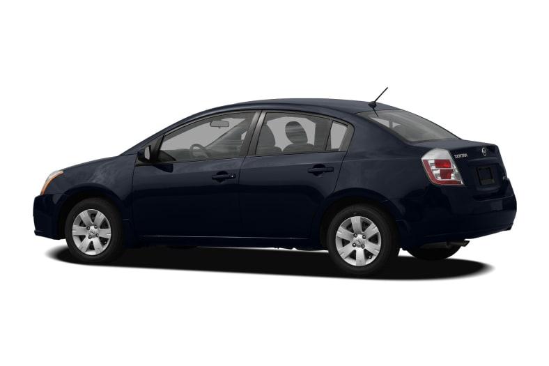 2009 Nissan Sentra 2 0 4dr Sedan Equipment