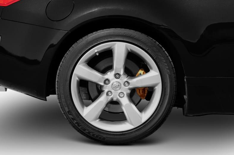 2009 Nissan 350Z Exterior Photo