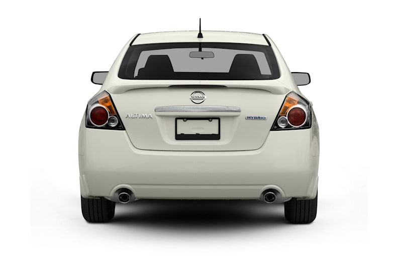 2009 Nissan Altima Hybrid Exterior Photo