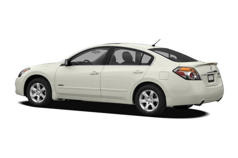 2009 Nissan Altima Hybrid Exterior Photo