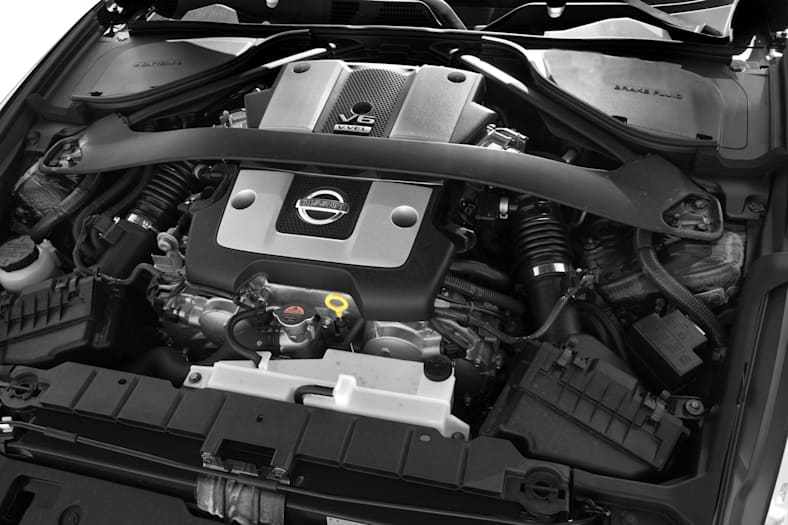 2009 Nissan 370z Pictures