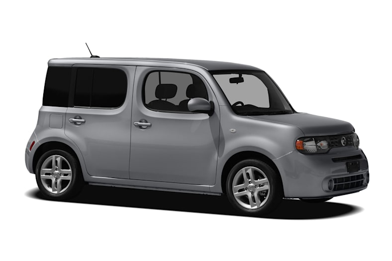 2009 Nissan Cube 18sl 4dr Front Wheel Drive Wagon For Sale