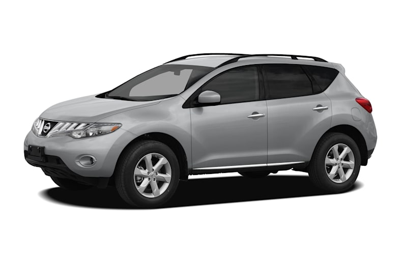 2009 nissan murano information. Black Bedroom Furniture Sets. Home Design Ideas
