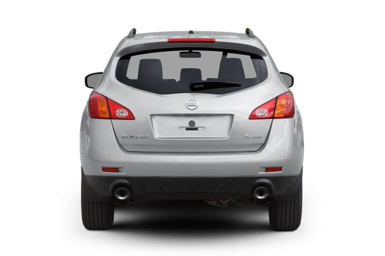 2009 Nissan Murano Exterior Photo
