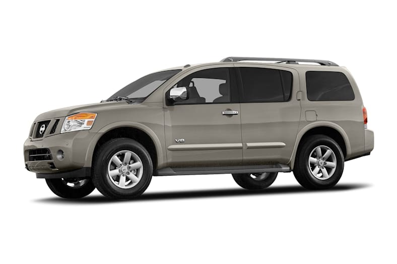 2009 Nissan Armada Exterior Photo