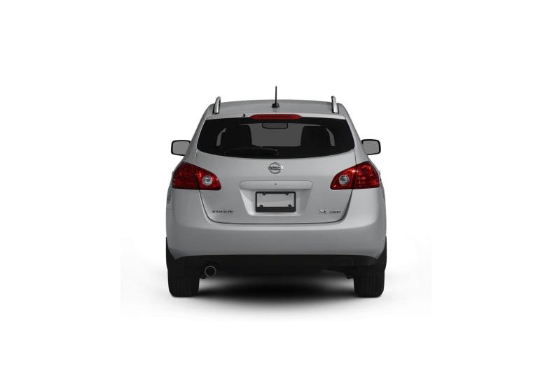 2009 Nissan Rogue Exterior Photo