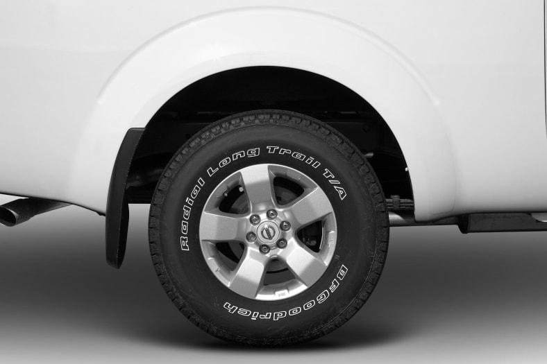 2009 Nissan Frontier Exterior Photo