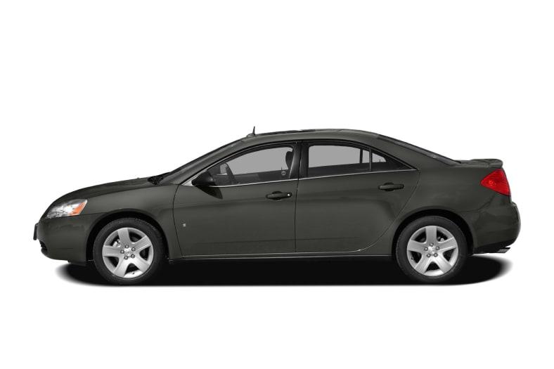 2009 Pontiac G6 Exterior Photo