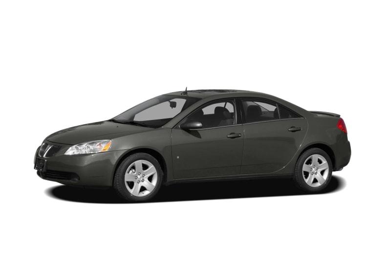 2009 Pontiac G6 Pictures