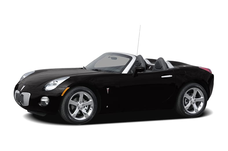 2009 Pontiac Solstice Exterior Photo