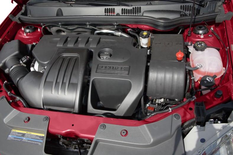 2009 Pontiac G5 Exterior Photo