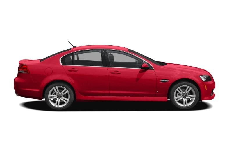2009 Pontiac G8 Exterior Photo