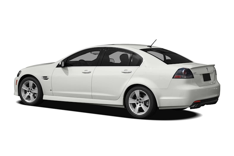 2009 Pontiac G8 GXP 4dr Sedan Pricing and Options