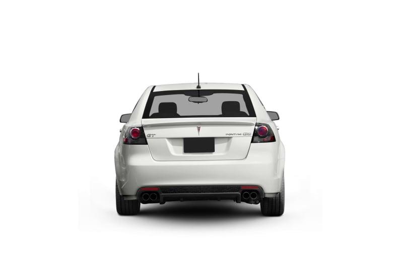 2009 Pontiac G8 Gt 4dr Sedan Pictures