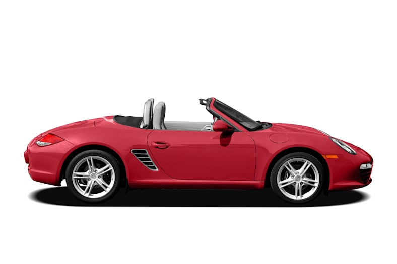 2009 Porsche Boxster Exterior Photo
