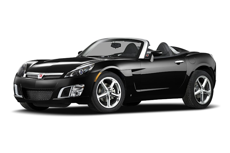 2009 saturn sky red line ruby red special edition 2dr. Black Bedroom Furniture Sets. Home Design Ideas