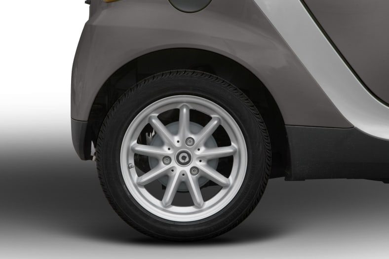 2009 smart fortwo Exterior Photo