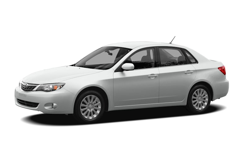 2009 subaru impreza 4dr all wheel drive sedan information. Black Bedroom Furniture Sets. Home Design Ideas