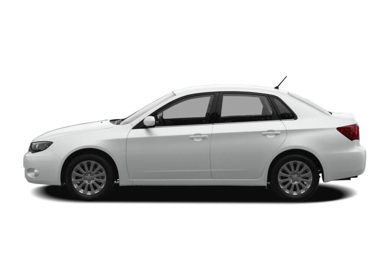 2009 subaru impreza 2 5gt 4dr all wheel drive sedan pictures. Black Bedroom Furniture Sets. Home Design Ideas