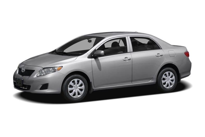 Toyota 2009 corolla