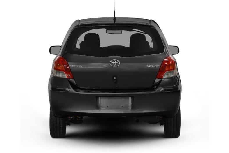 2009 Toyota Yaris Exterior Photo