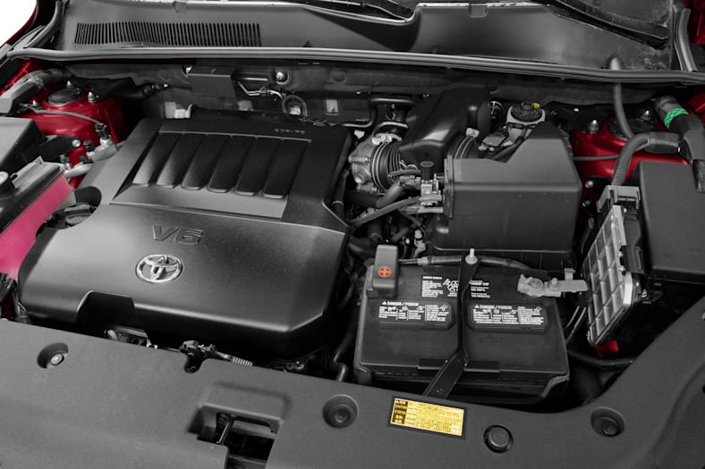 2009 Toyota RAV4 Exterior Photo
