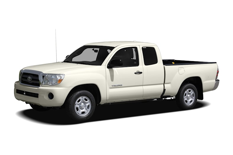 X Runner V6 4x2 Access Cab 127.2 In. WB 2009 Toyota Tacoma