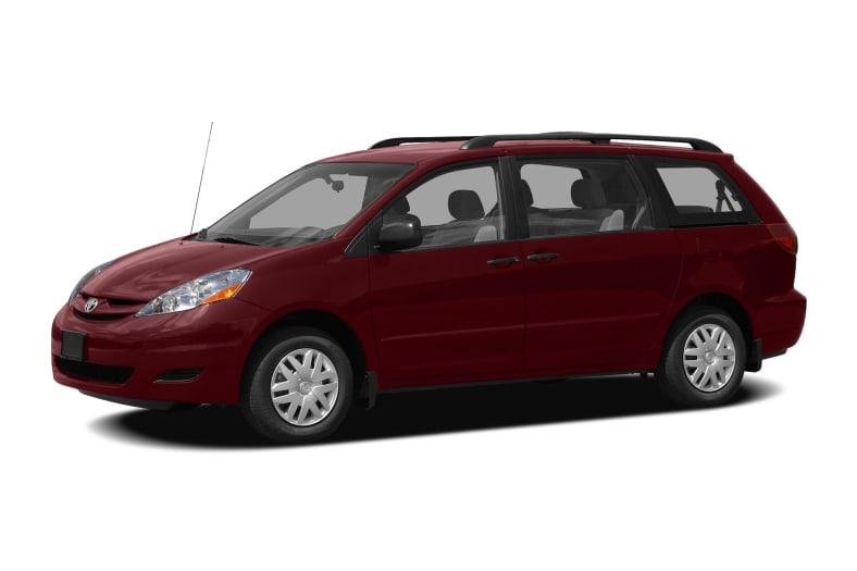 2009 Toyota Sienna Exterior Photo