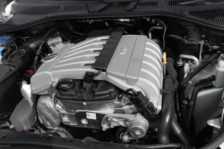 2009 Volkswagen Touareg 2 Exterior Photo