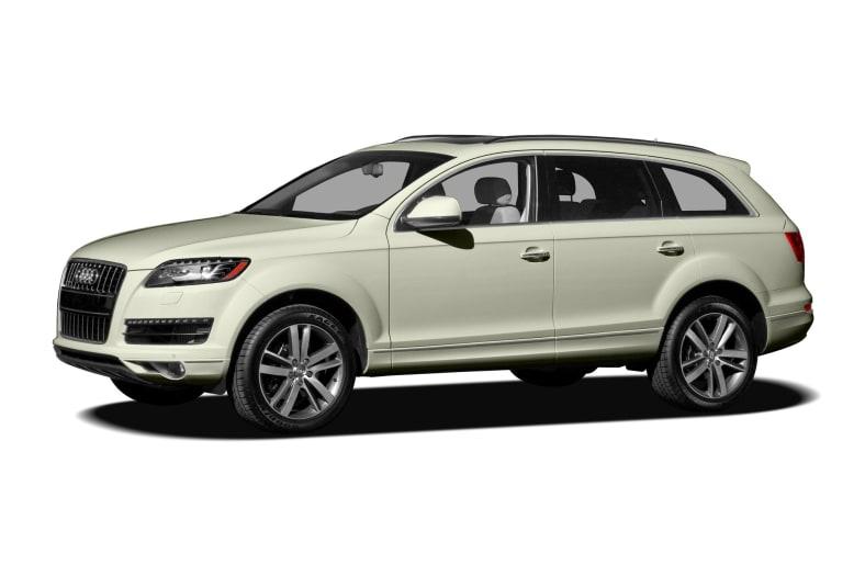 2010 Audi Q7 Pictures