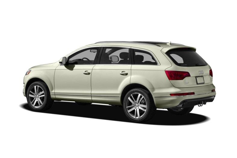 2010 Audi Q7 New Car Test Drive