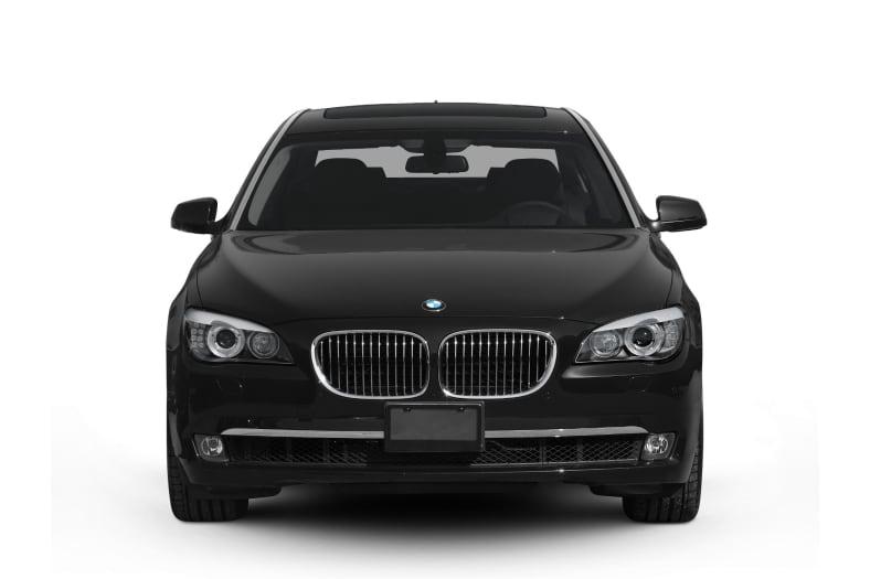 2010 BMW 750 Exterior Photo