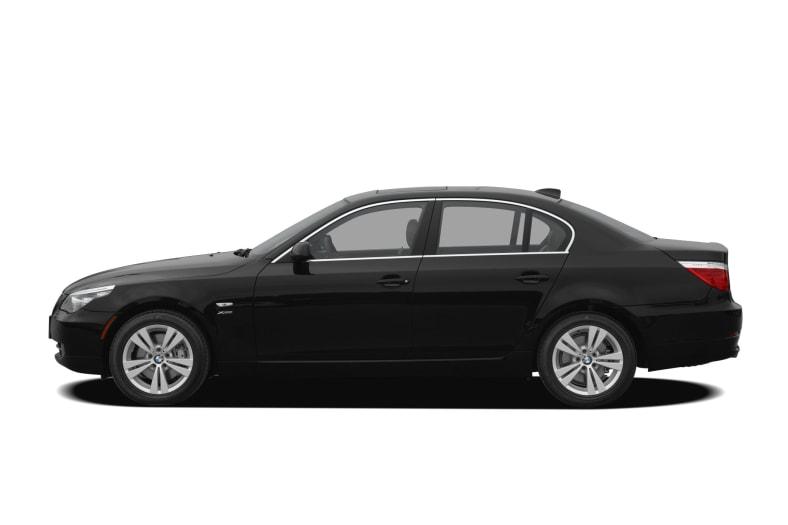 2010 BMW 550 Exterior Photo
