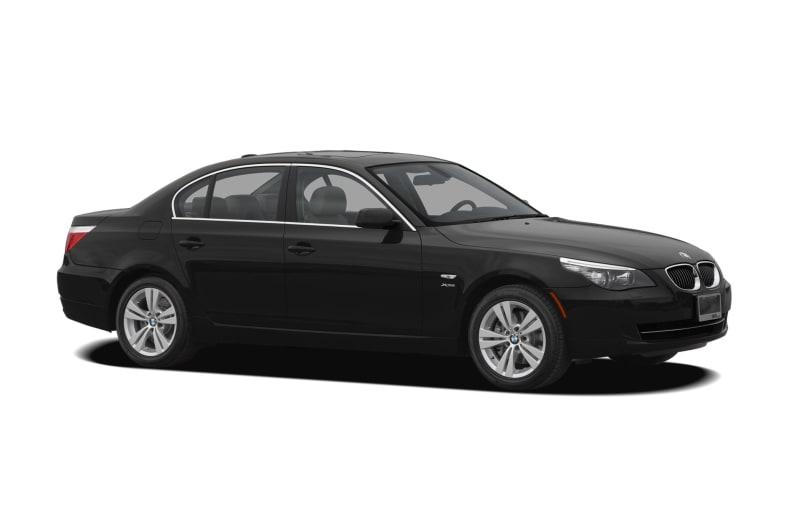 2010 BMW 535 Exterior Photo
