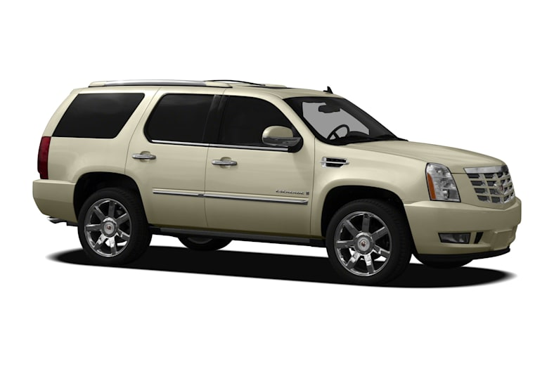 2010 Cadillac Escalade Exterior Photo