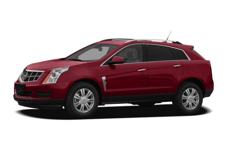 2010 Cadillac SRX Information